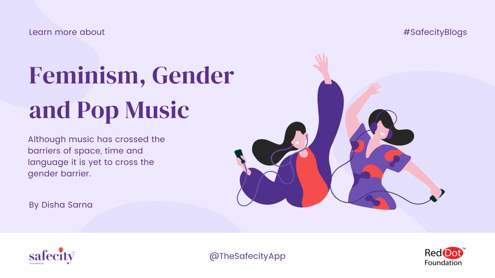 Blog on Feminism, Gender and Pop Music
